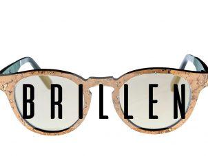 Korkbrille